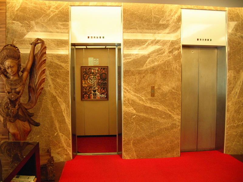 電梯狂想曲