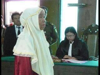 一位印尼法官的判決!